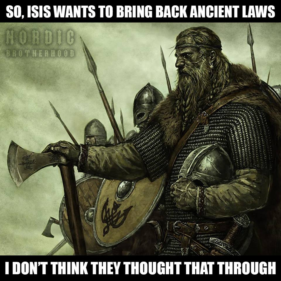 ISIS ancient laws