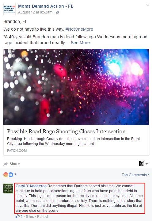 Moms Demand Fl Road Rage 3