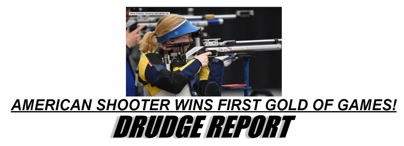 Olympic Gold Drudge