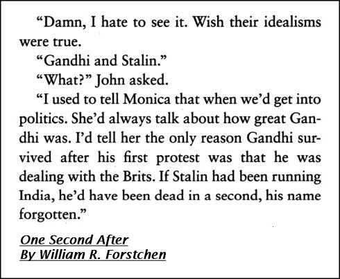 Gandhi stalin