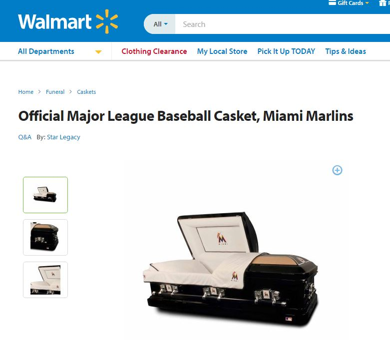 marlins-casket