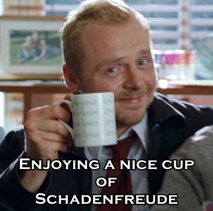 schadenfreude-cup