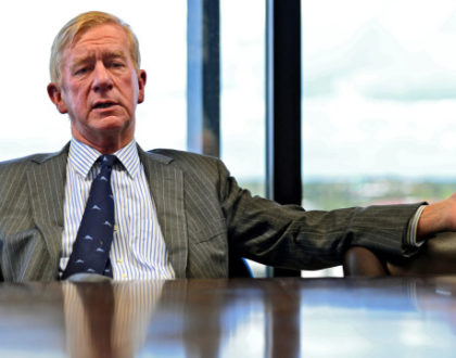 "The day the Libertarian Party was buried: Weld says ""Whatever You Do, Don't Vote For Trump"""