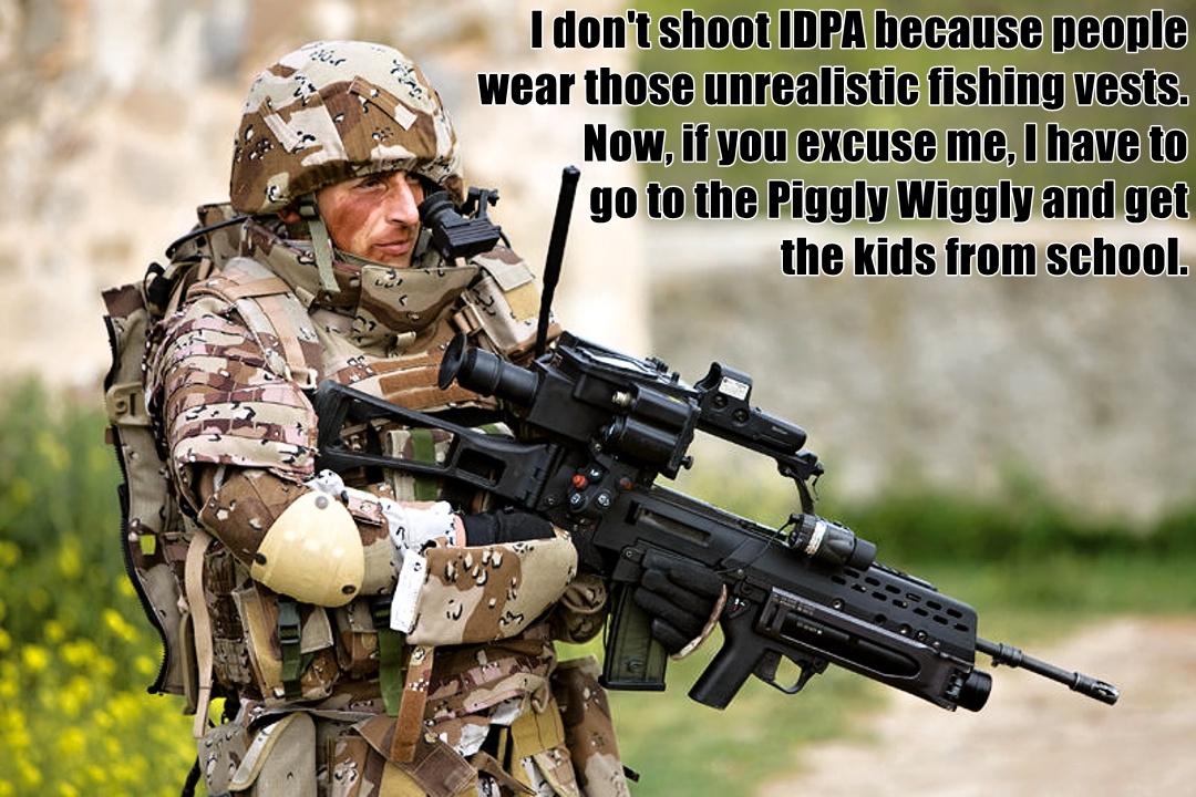 idpa-not-real