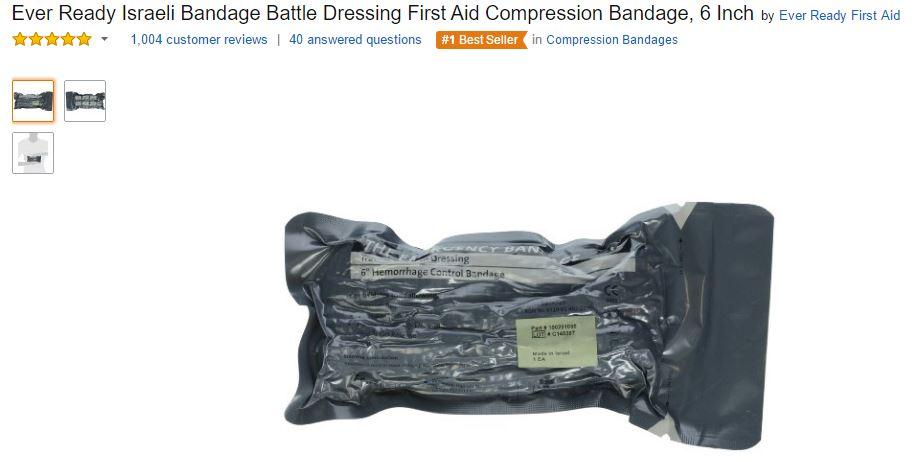 israeli-bandage