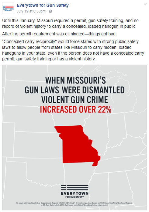 missouri reciprocity concealed carry