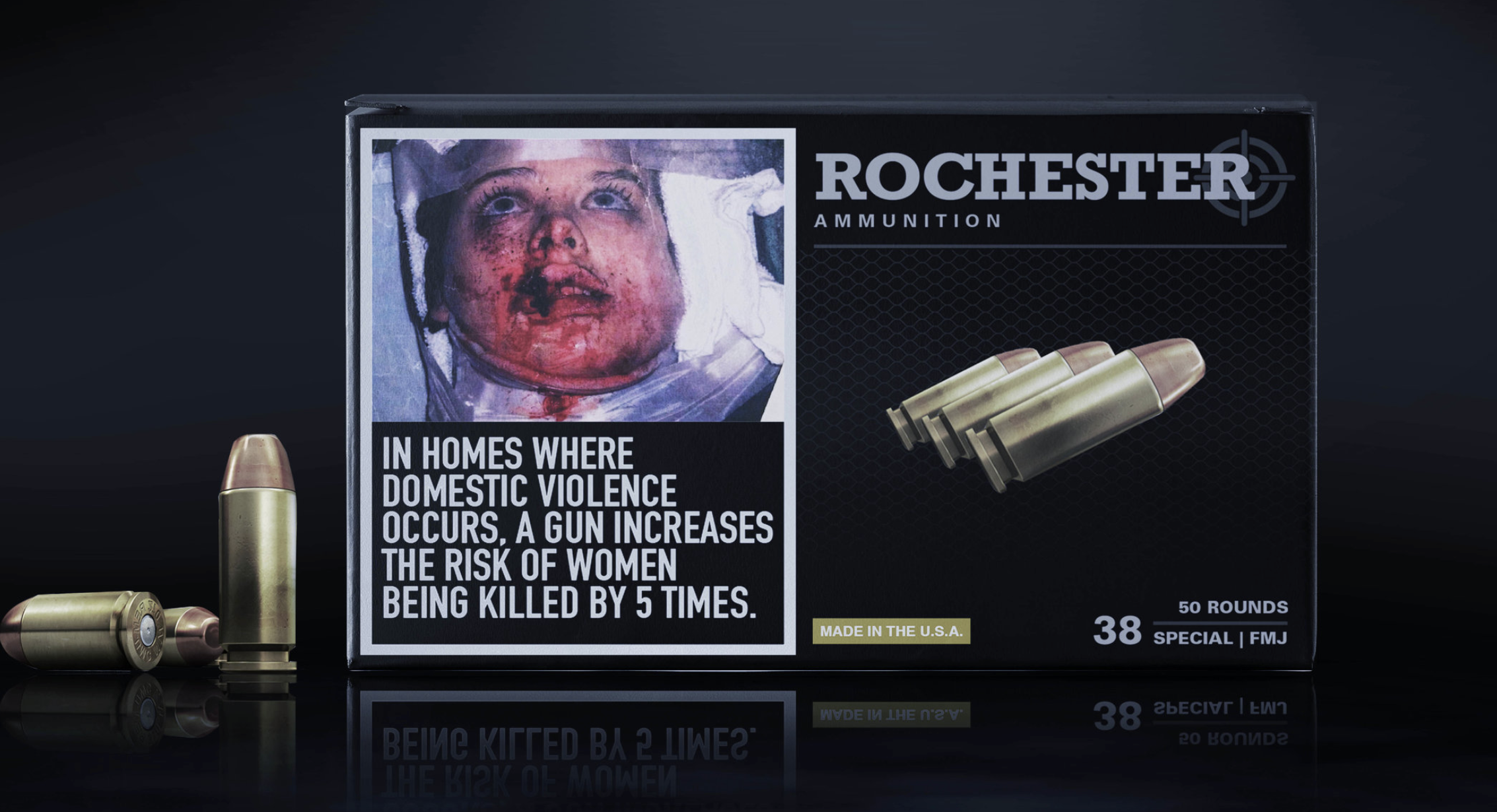 Ad Execs Want to Put Graphic Warnings on Ammunition